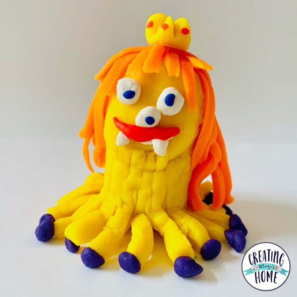 Make a Monster: Tips to make Play-Doh MORE FUN