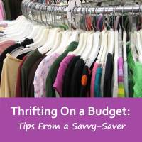 Thrifting on a Budget: Tips From a Savvy Saver
