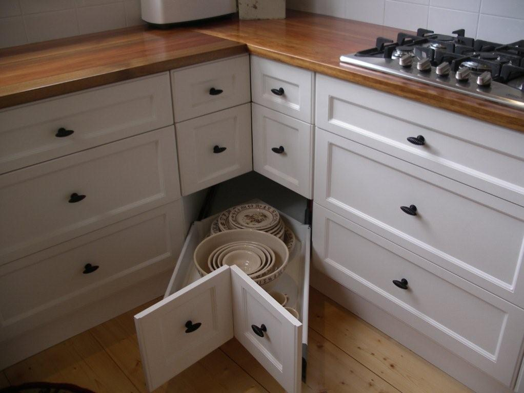 Clever Kitchen Corners  Creating Order from Chaos