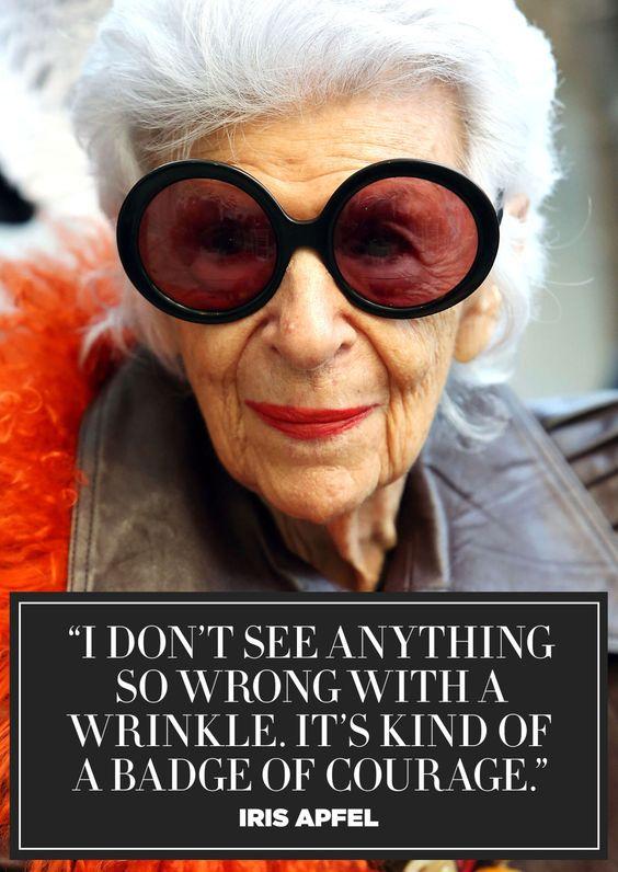 age wrinkles
