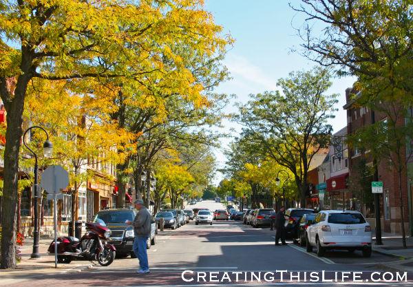 Naperville Street