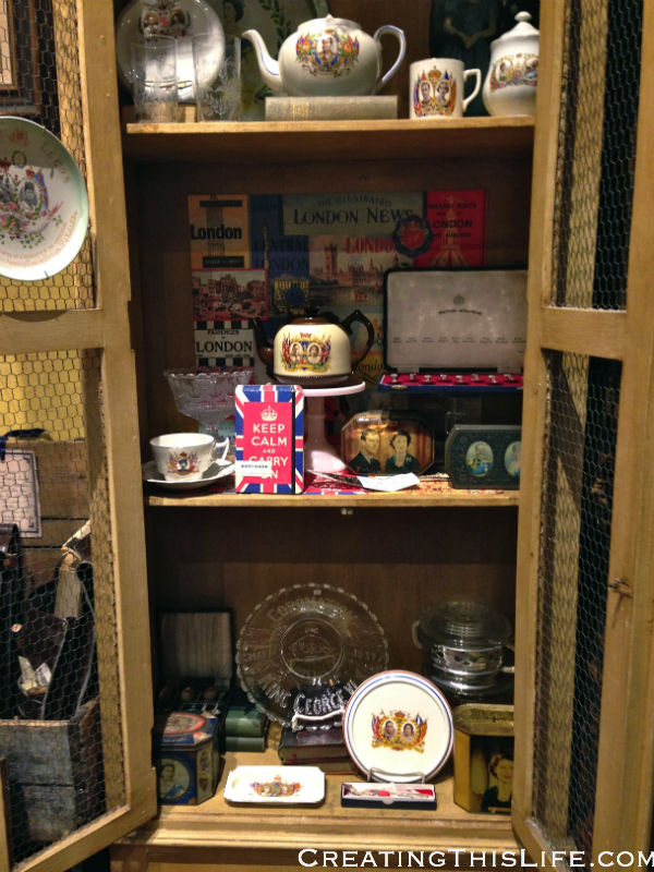 London Display Chicago