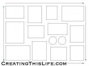 Photo-Wall-Diagram-at CreatingThisLife.com