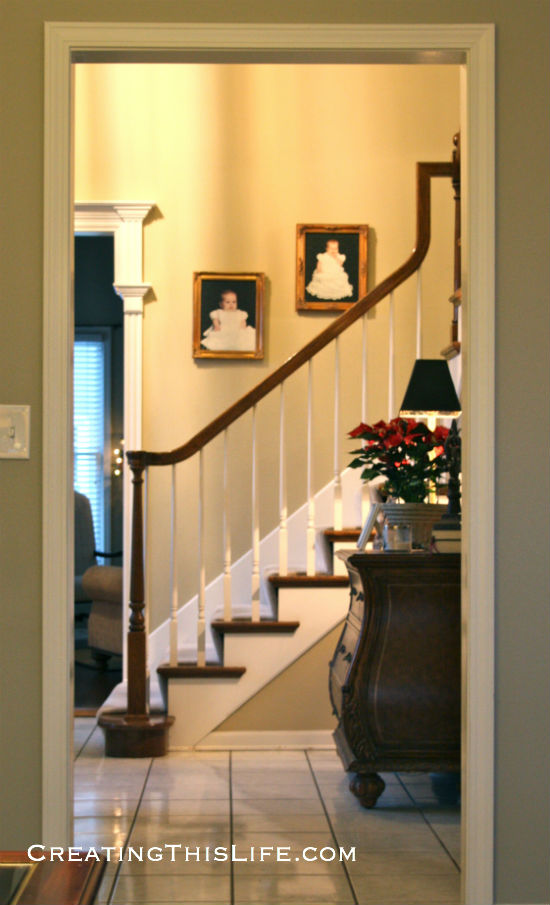 Entryway sideview