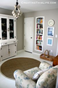 Home Office Makeover - Creating This Life