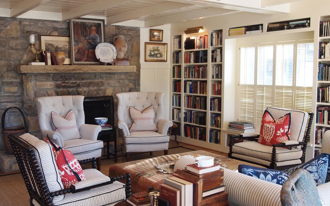 Mary Carol Garrity's New Lake House