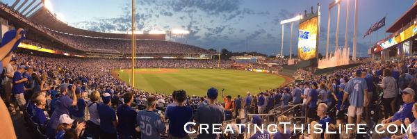 Kansas City Royals Stadium