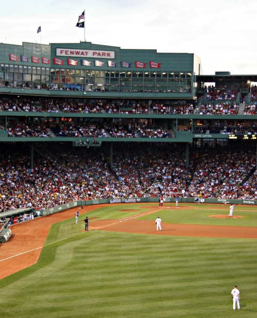 field at Fenway