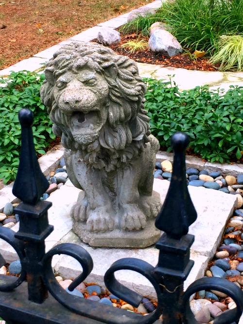 Lincoln Park Lion