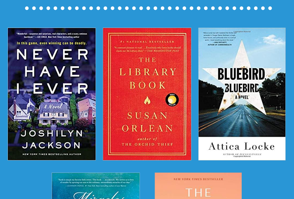 July Book Report: Quick Reviews of What I've Been Reading