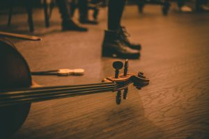 Course: Musician as an actor (live/online)