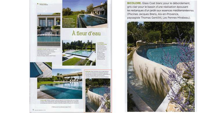 Magazine Maisons Et Dcors Architecte Paysagiste