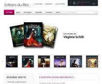 Site web des éditions du Riez