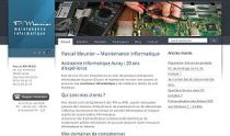 Site Web Maintenance informatique Auray