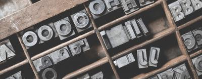 Caractères de typographie : Espaces et ponctuation