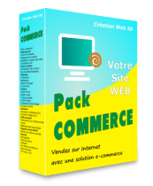 Pack e-Commerce Web