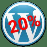 Wordpress-20%
