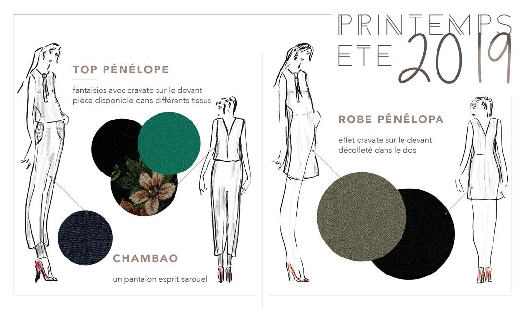 NATI - créations d'une rêveuse | Créatrice de mode | Annecy & Villaz | collection printemps été 2019