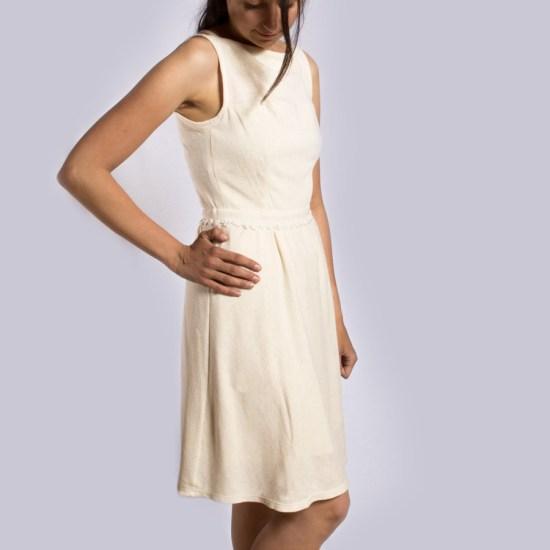 NATI - créations d'une rêveuse | Créatrice de mode | Annecy & Villaz | Boutique | Robe Mélinda - Hors Série - Modèle Éco-responsable