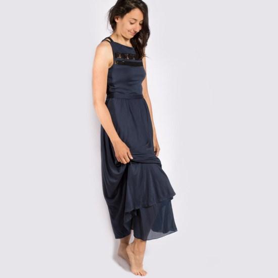NATI - créations d'une rêveuse | Créatrice de mode | Annecy & Villaz | Boutique | Robe Emma - Hors Série - Modèle intemporel