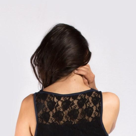 NATI - créations d'une rêveuse   Créatrice de mode   Annecy & Villaz   Boutique   Robe Emma - Hors Série - Modèle intemporel
