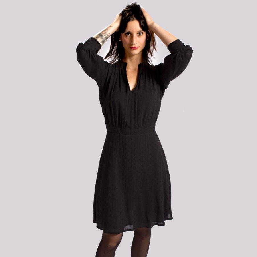Robe Vanessa noire