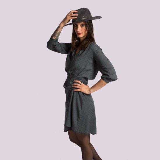 NATI - créations d'une rêveuse   Créatrice de mode   Annecy & Villaz   Boutique   Robe Vanessa - Automne-Hiver 2019