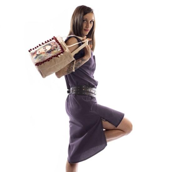 NATI - créations d'une rêveuse | Créatrice de mode & prêt à porter féminin | Annecy & Villaz | Boutique | Robe chemise Anika - Printemps-Été 2020