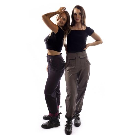 NATI - créations d'une rêveuse   Créatrice de mode & prêt à porter féminin   Annecy & Villaz   Boutique   Salopette Alba - Printemps-Été 2020