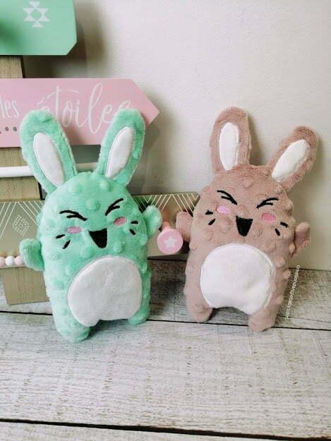 Peluche lapins