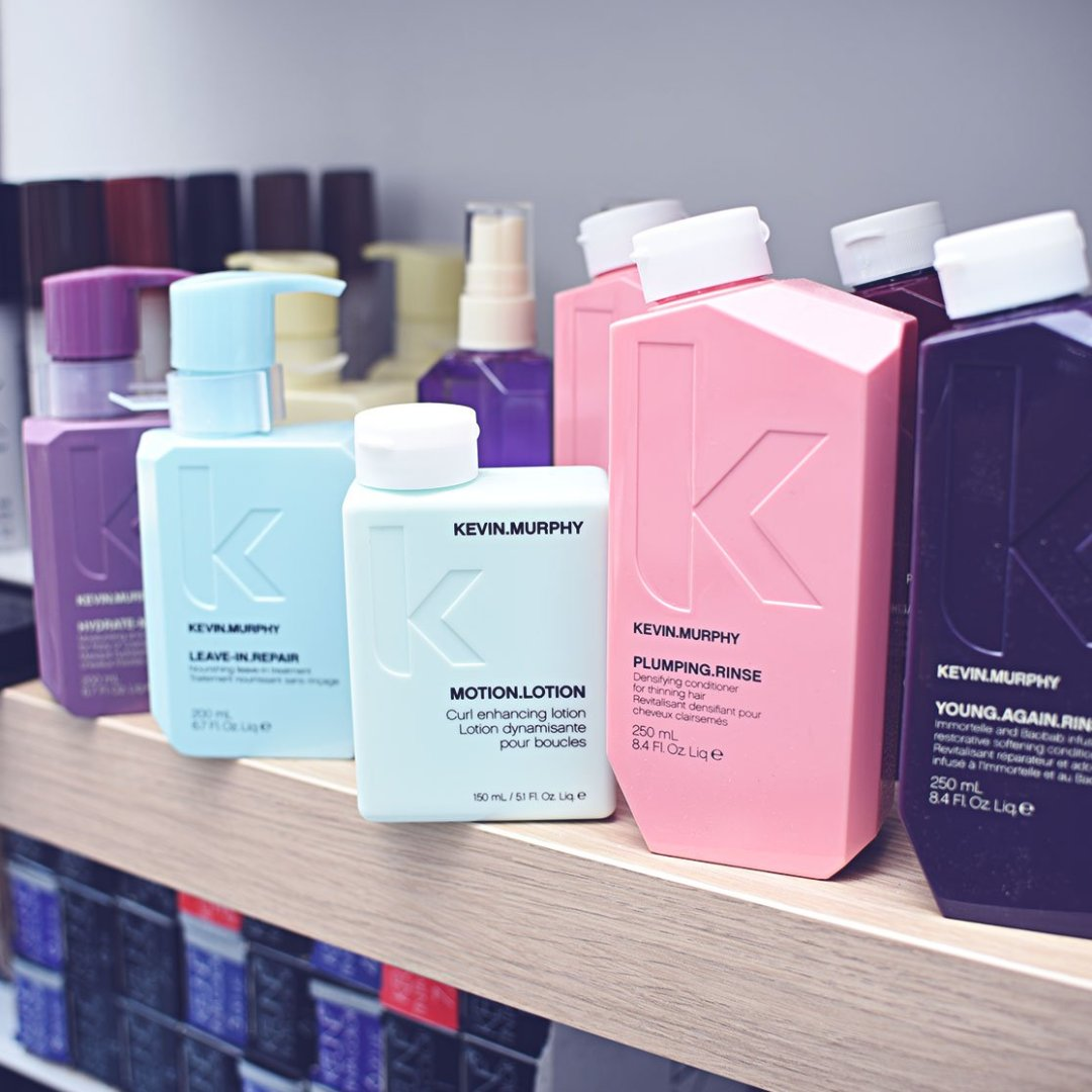 Kevin Murphy treatments and products in Greenville SC