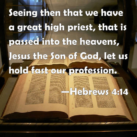 Image result for image our great High Priest