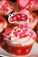 Cupcake St-Valentin