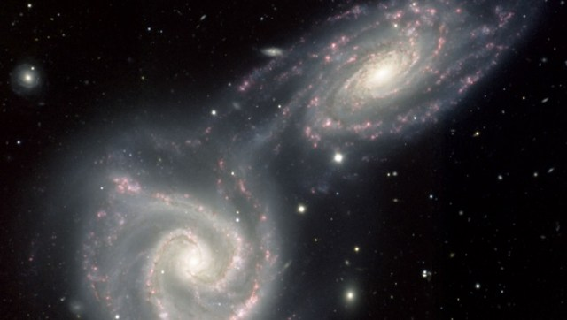 Gemini Galaxies NASA