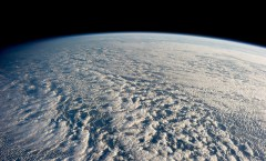 NASA- Clouds as seen from the ISS