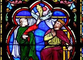 Nebuchadnezzar's Dream Church Window, Wikicommons