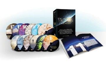 ICR-Ulocking Mysteries Genesis DVDs