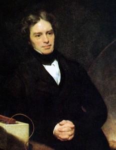 Michael FaraDay Portrait. Wikimedia