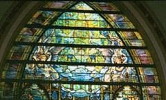 The Holy City, Tiffany Window
