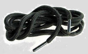 Black Shoelace
