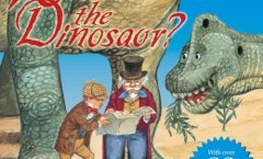 Where's the Dinosaur Cover