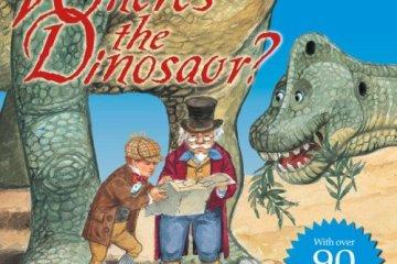 Where's the Dinosaur Cover