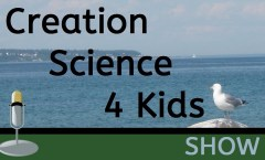 Creation Science 4 Kids Show Podcast