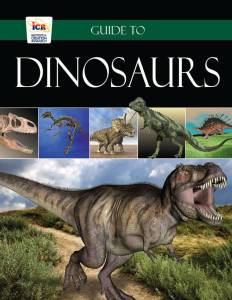 ICR's Guide to Dinosaurs cover
