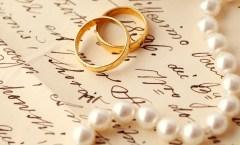 Wedding Rings, Photo Credit: Allan Ajifo