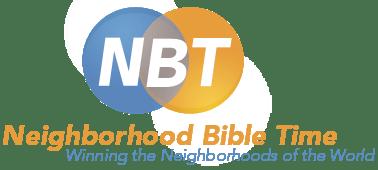 Neigborhood Bible Time logo
