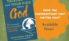 Cover for Talking with Your Kids about God