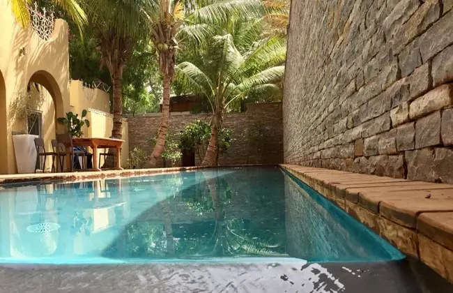 La piscine à débordement: une technique à la portée de tous !