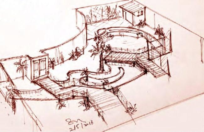 implantation piscine