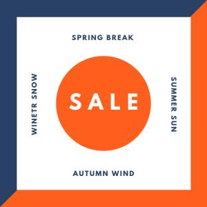 Seasonal Sale